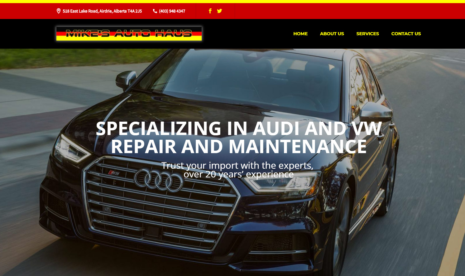 mikesautohaus-airdrie – Digital Marketing Agency